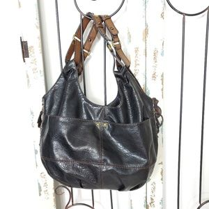 A.n.a. large hobo shoulder bag